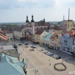 Chomutov náměstí