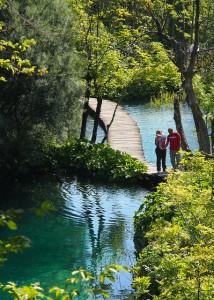 chorvatsko-jezera