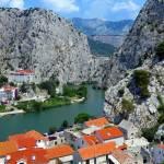 Cesta do Chorvatska autem přes Slovinsko