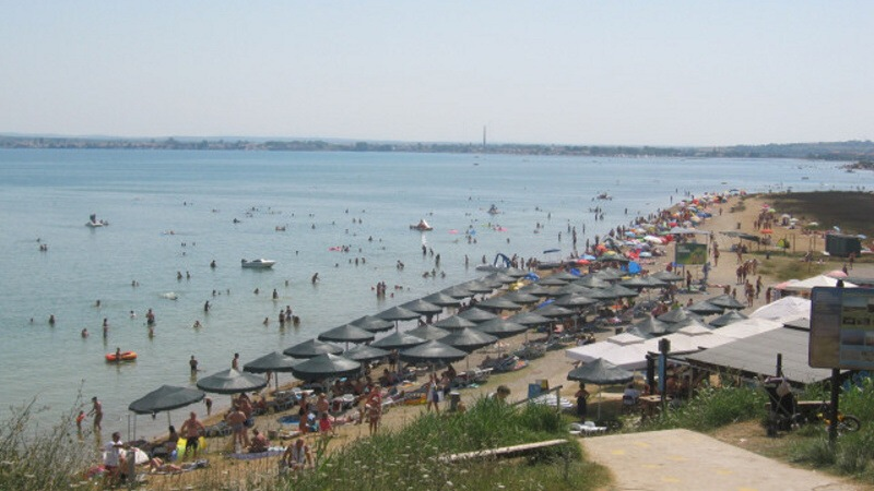 Chorvatsko Sabunike pláž