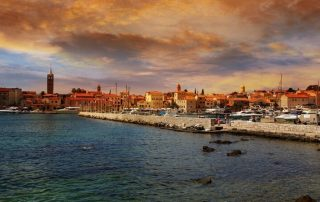 chorvatsko ubytování