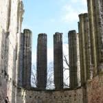 Gotický chrám v Panenském Týnci