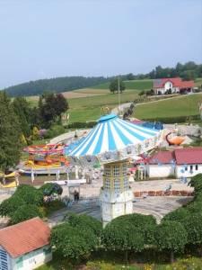 Churpfalzpark Loifling - zábavný park u města Cham v Německu 2