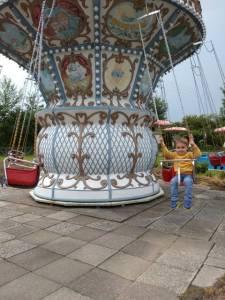 Churpfalzpark Loifling - zábavný park u města Cham v Německu 3