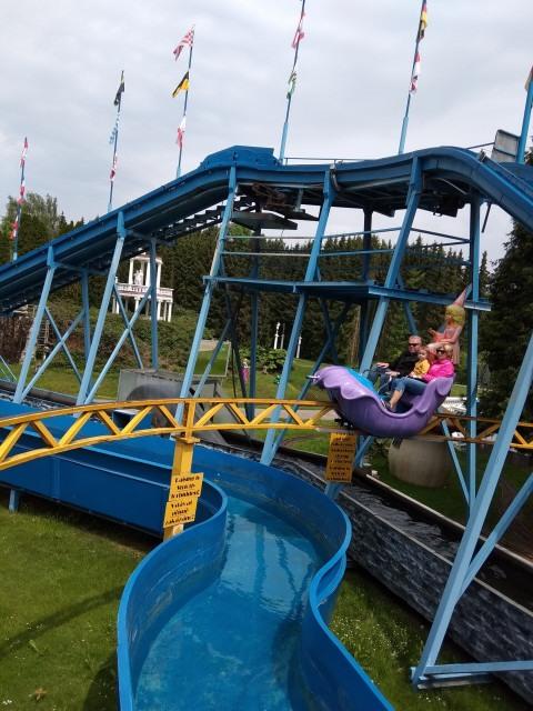 Churpfalzpark Loifling - zábavný park u města Cham v Německu 4