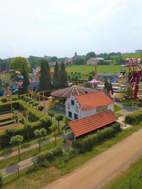 Churpfalzpark Loifling - zábavný park u města Cham v Německu 6