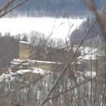 Cimburk zřícenina hradu
