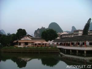 Čína dovolená 1