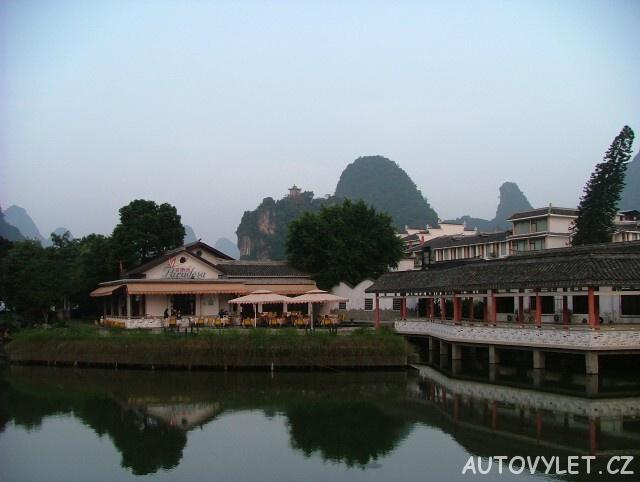 Čína dovolená