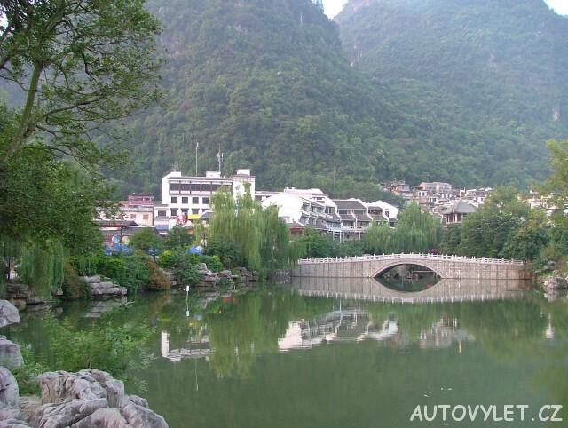 Čína dovolená 2