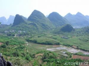 Čína dovolená 3