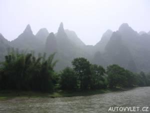 Čína dovolená 4