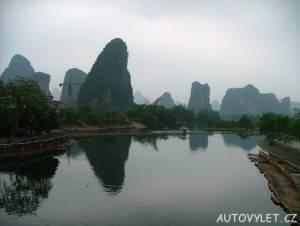 Čína dovolená 5