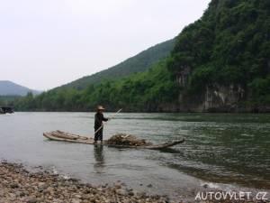 Čína dovolená 7
