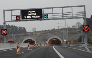 dálnice D8 nový úsek