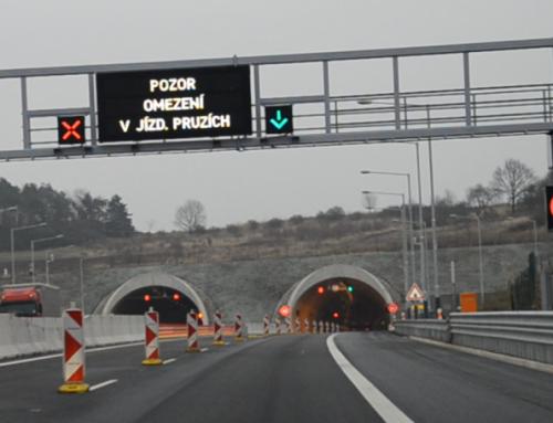 Dálnice D8 – Řehlovice Lovosice Velemín Ústí nad Labem (VIDEO)
