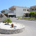 Hotel Delfinia Rhodos Řecko