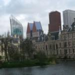 Den Haag, Scheveningen a Delft v Holandsku