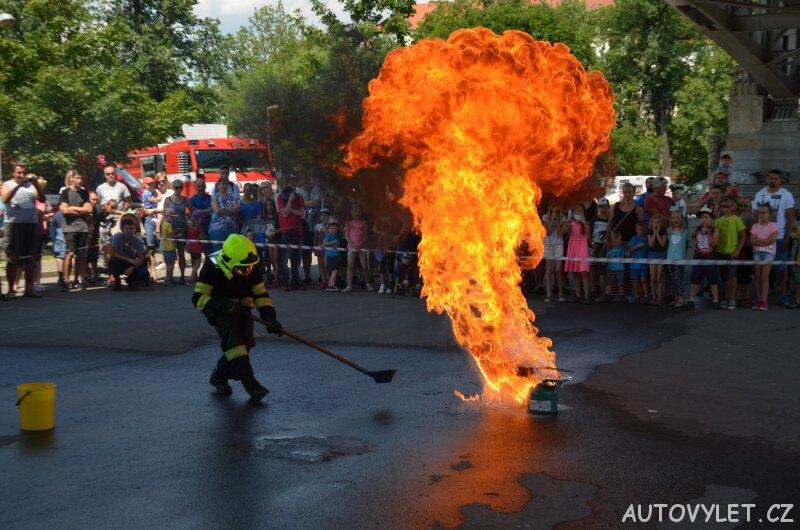 Den záchranářů ústeckého kraje – Litoměřice 2018 - 15