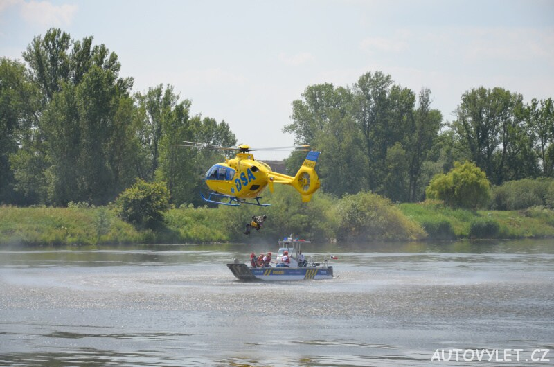 Den záchranářů ústeckého kraje – Litoměřice 2018 - 19
