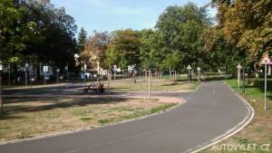 Dětské dopravní hřiště Litoměřice 2