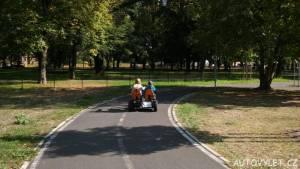 Dětské dopravní hřiště Litoměřice motokára