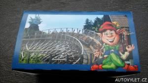 Dětské menu krabička - Freizeitpark Plohn