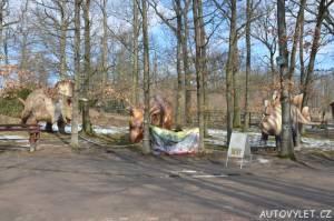 dinosauři - zoo brno - zoologická zahrada