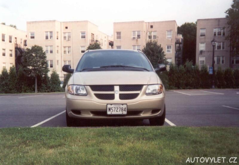 Dodge Caravan v USA