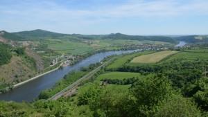 doerellova vyhlídka na české středohoří