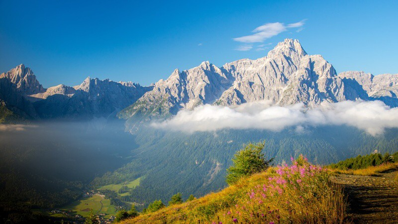 Dolomity Itálie