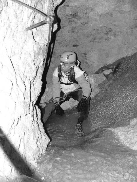 dolomity tunel