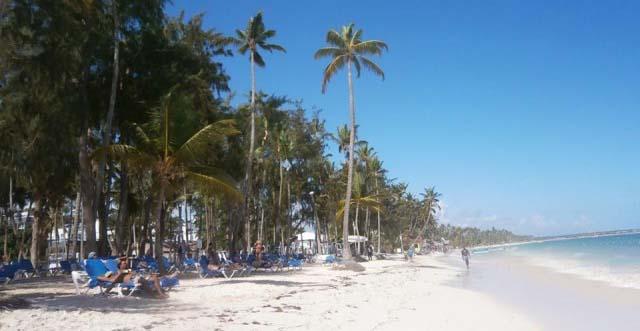 dominikánská republika dovolená