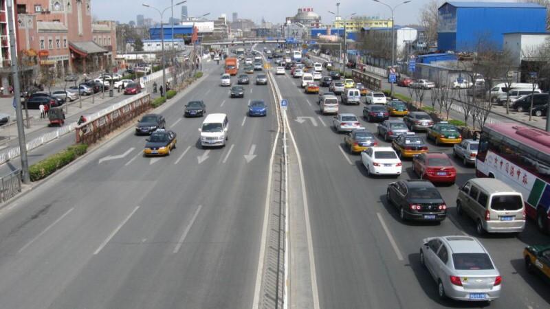 doprava v číně
