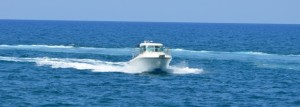 dovolená 2016 moře loď