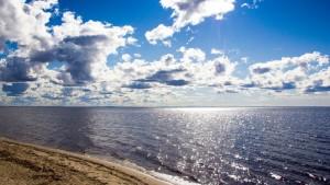 dovolená moře září
