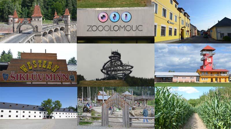 Dovolená Olomouc