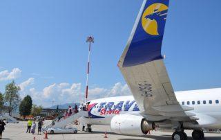 dovolená řecko thasos letiště