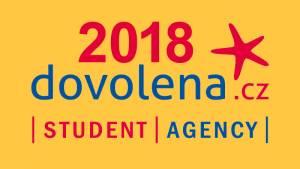 dovolená student agency 2018