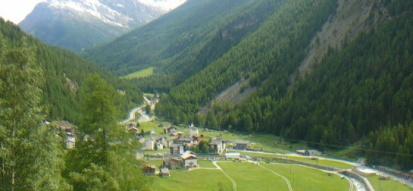 Dovolena Švýcarsko