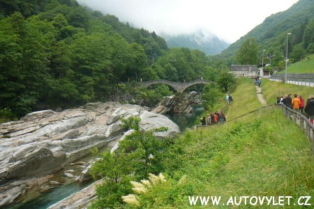 dovolená švýcarsko durnandská soutěska 3