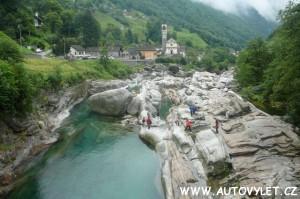 dovolená švýcarsko durnandská soutěska 5