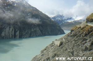 dovolená švýcarsko hráz 2