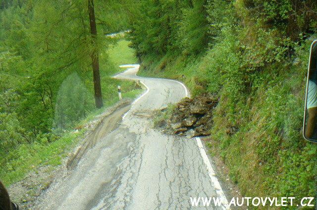 dovolená švýcarsko hráz 4