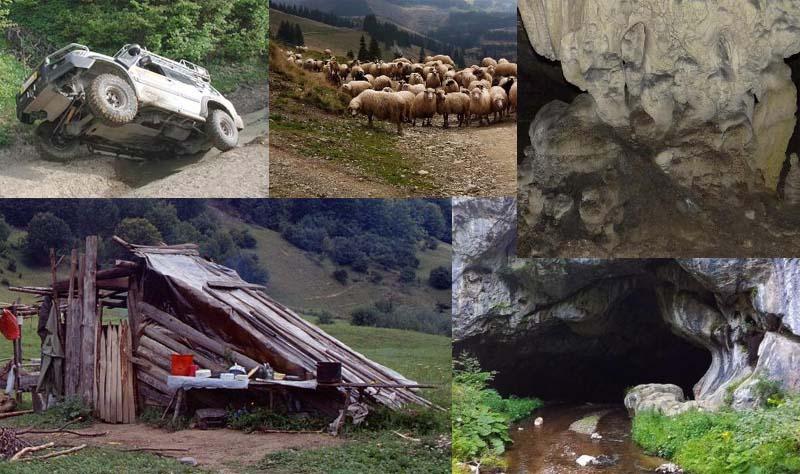 Dovolená v rumunských horách