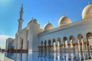 Dovolená ve Spojených Arabských Emirátech na Vánoce 4