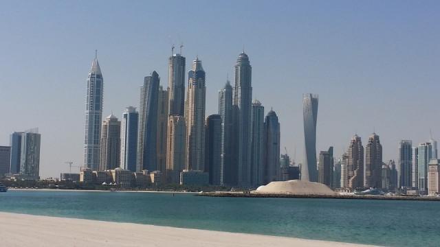 Dubai dovolená v listopadu
