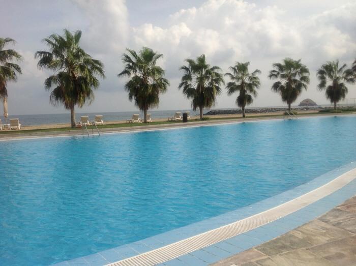 dubaj bazén