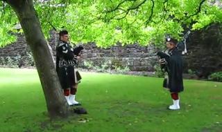 Dudáci ve Skotsku