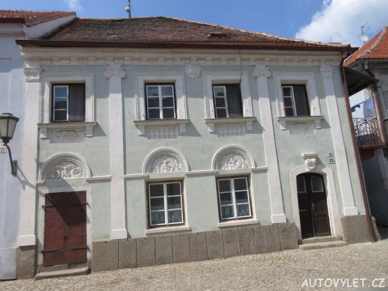 Dům Samuela Ryšavého Třebíč